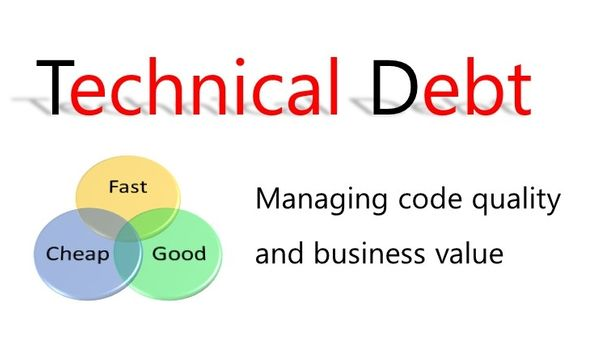 Technical debt: managing code quality